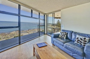 Unit 10 Lounge with views
